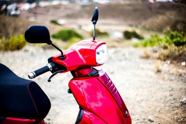 canariasenmoto.com prueba las Elektra bikes CityStar C5 y Deliroad D8, motos eléctricas canarias para toda España